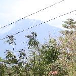 Another picture of mount meru from Tumaini cottage