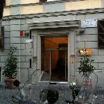 BorgoPio2000 front entrance