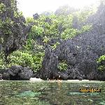 El Nido, Palawan, Philippines - Island Hopping Tour@Secret Beach