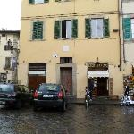 small but cute, across from santo spirito
