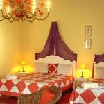Beija-Flor 35m² en suite room