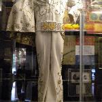 uno dei tanti abiti di elvis
