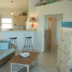 Whale Watch - Living/Kitchen