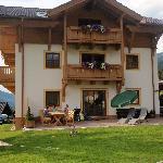 Haupthaus mt Terrasse