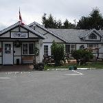 Rosedale Motel Lobby