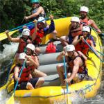 Kennebec River Rafting on the Big Water Turbine Test Release