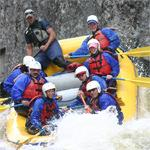 Penobscot River Rafting in the Baxter State Park Region of Maine
