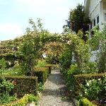 Lovely garden to explore
