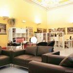 Lobby Academy Hostel