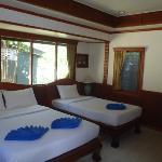 Foto de Lanta Sea House Resort