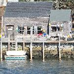Fishing village near by