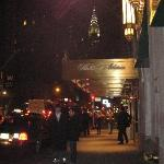 Lexington Ave. Entrance w/Empire State Bldg in background