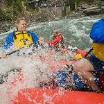 Local whitewater rafting