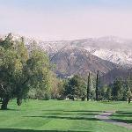 Golfing in San Bernardino
