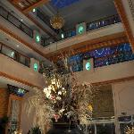 Crowne Plaza Lobby