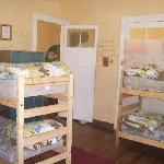 dormitorio mixto $5.000 por persona