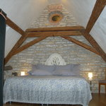 La Cour de Lise - Our bedroom