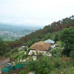 exoticaresorts.com, Dharamshala view.