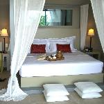 One of our Luxury Honeymoon Suites