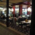 Therme: Fernöstl. Restaurant