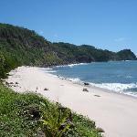 Playa Escondido (left side)