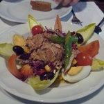 Academia salad