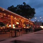 The Pushcart Restaurant - not on map, by Villa 1