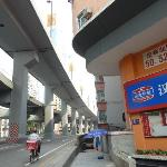Photo de Hanting Express Guangzhou Dongshankou Subway Station