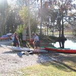 Katie's Wekiva River Landing
