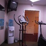 Limited Small Exercise Room