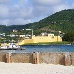 Christiansted Harbour. Beautiful.