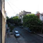 view of street (1st stay)
