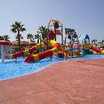 One of the Childrens Areas at Aqualand