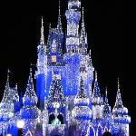 Castle at Christmas