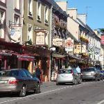 Street with Davitt's