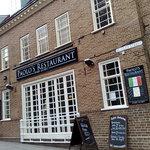 Paolo's Pizzeria, Norwich