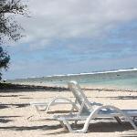 Strand vor Raina Lagoon Villas