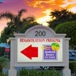 Registration Parking