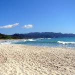 una de sus maravillosas playas