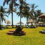 Resort midday