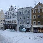Main square, Amberg