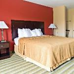 King Size Bed, Available in Suite Rooms Only