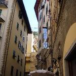 Trattoria Bordino - near Ponte Vecchio