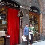 Pizzicheria de Miccoli Store Front