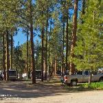 The only RV campground on the north side of Grand Canyon with hookups.