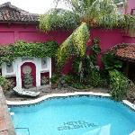 Hotel colonial Pool