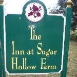 The Inn sign