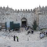 Damascus Gate: day view