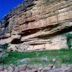 La falaise en Pays Dogon