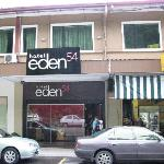 front view of Eden 54